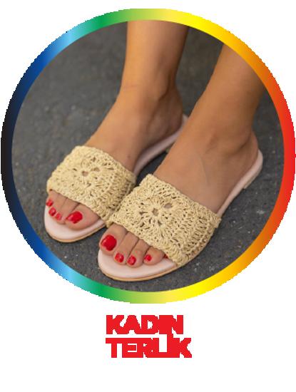 Kadın Terlik & Sandalet kategorisi için resim