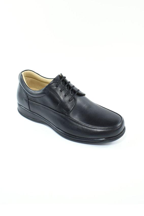 Erkek Bağcıklı İç Dış Deri Air Poli Ayakkabı resmi